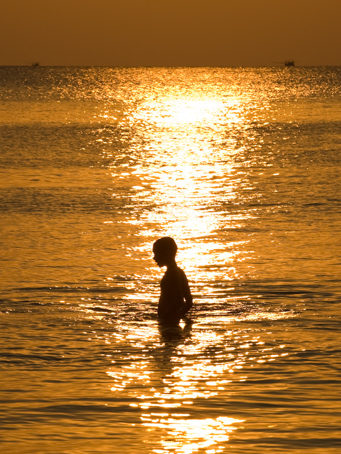 Photograph In the Golden Sea by Torsten Curdt on 500px