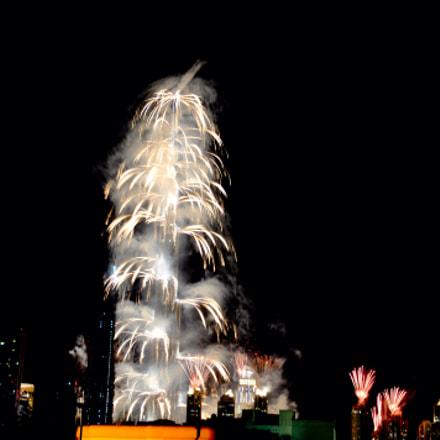 Burj Khalifa Firework II