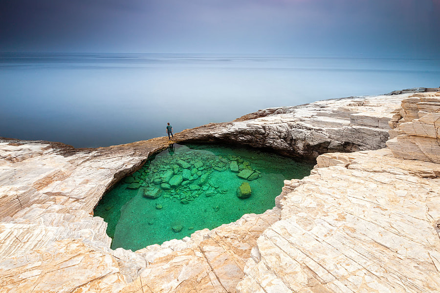 Photograph Green Hole by Evgeni Dinev on 500px