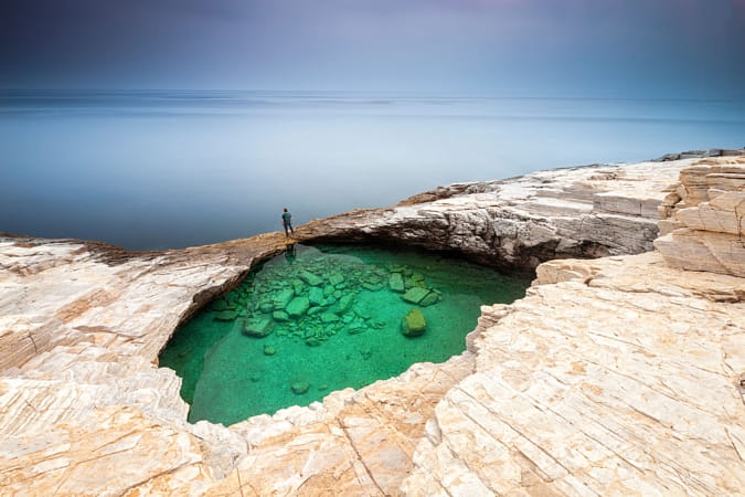 Green Hole by Natta Summerky on 500px