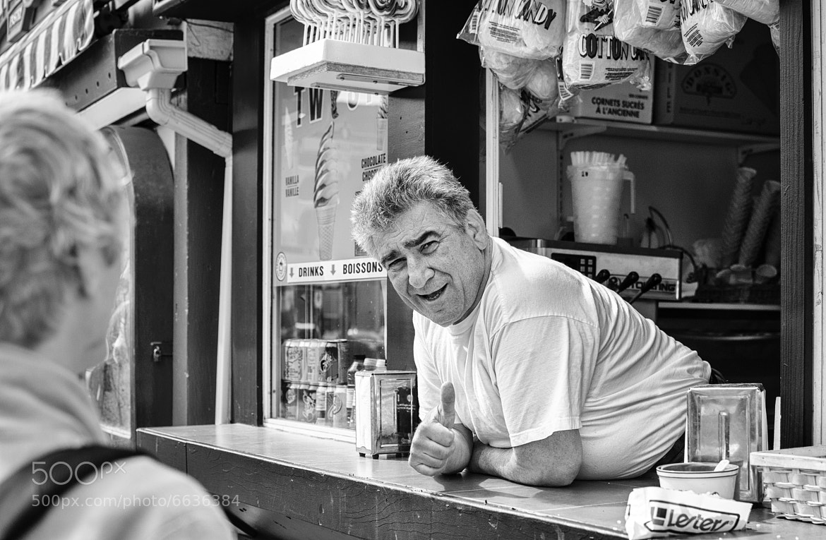 Photograph The Candy Man by Philip Rice on 500px