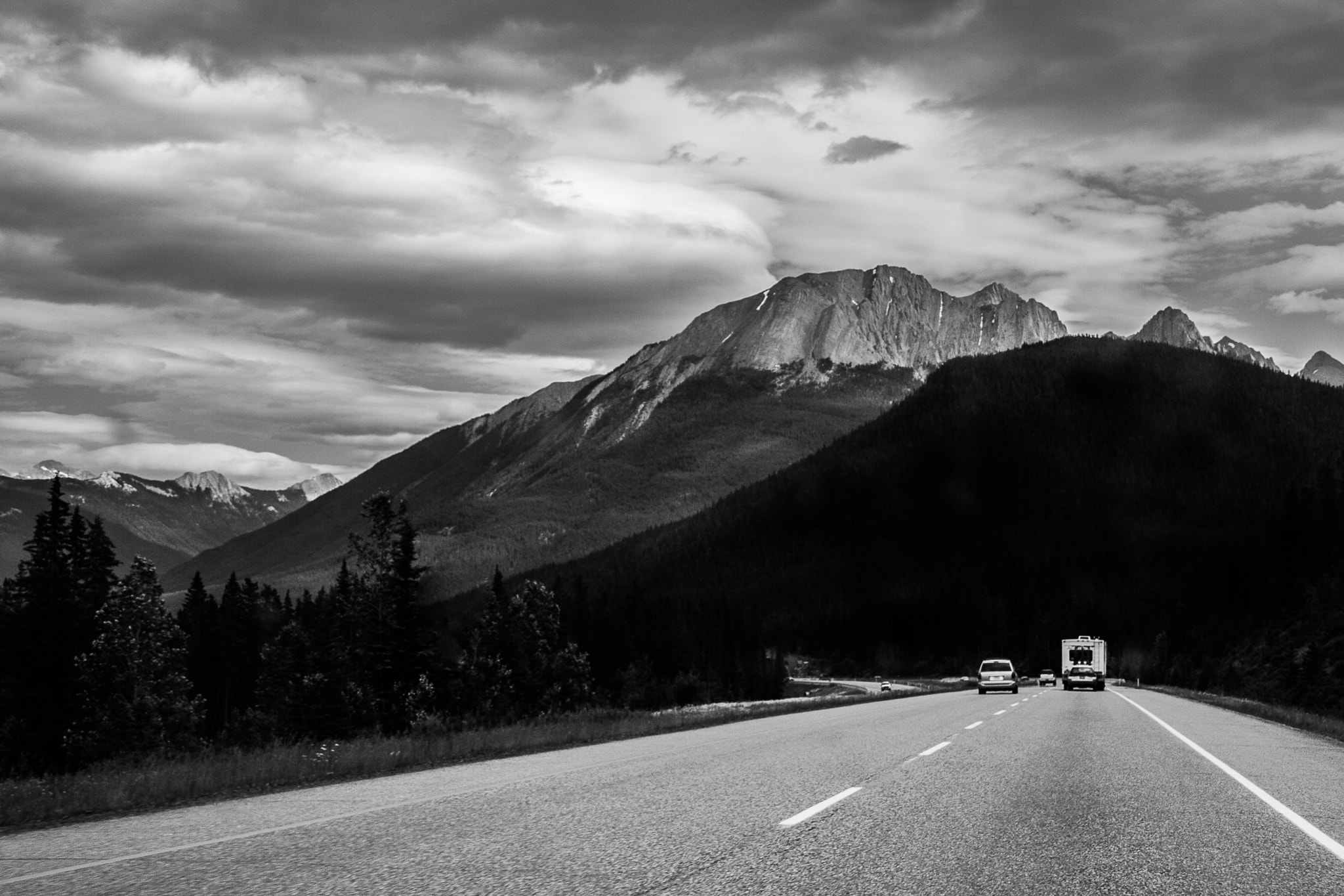 Photograph Road to the Darkside by Kyle Hanson on 500px
