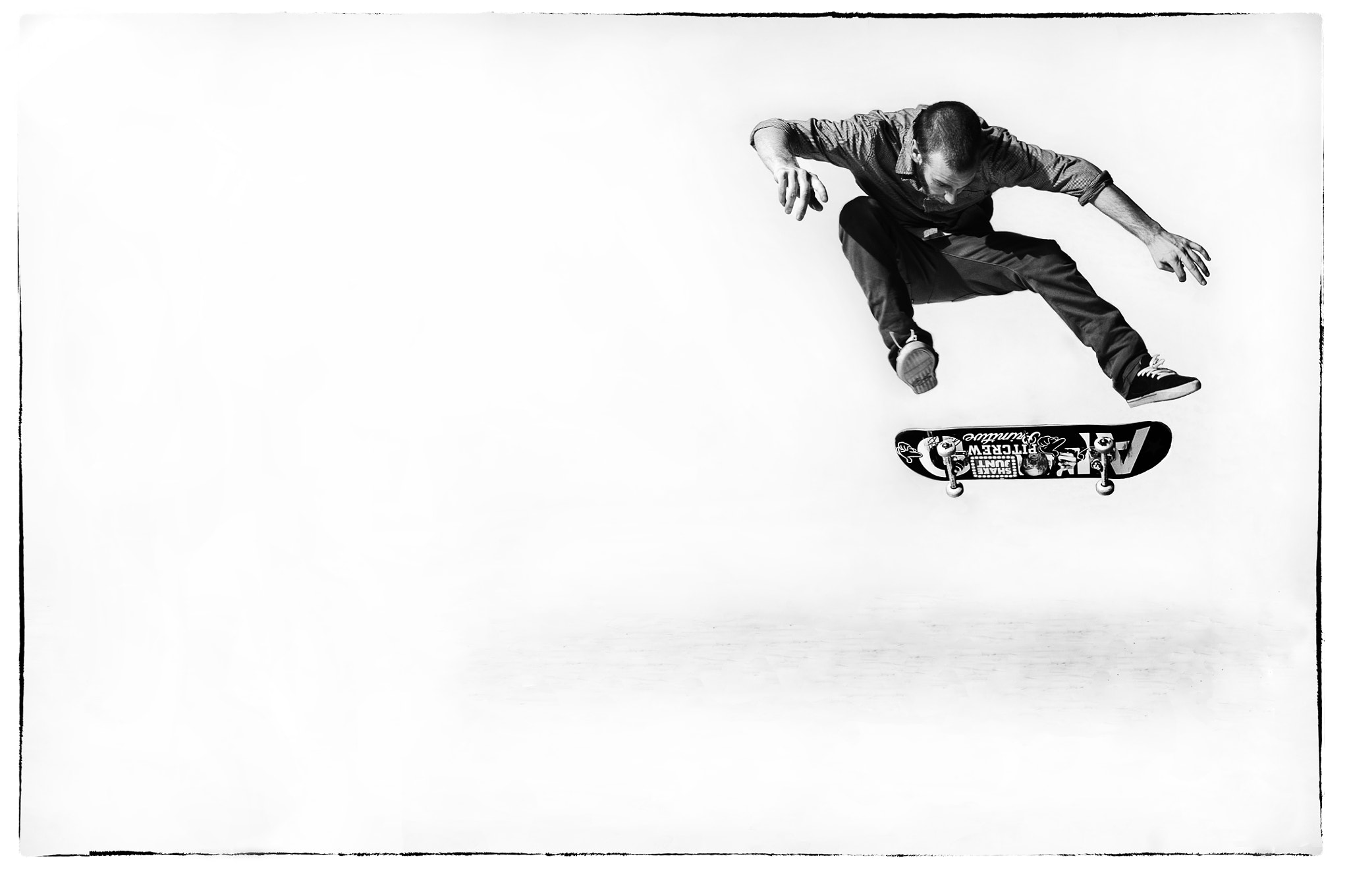 Photograph Charley @ heelflip by Louis Caya on 500px