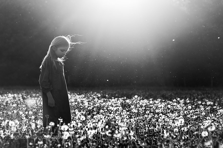 Photograph Sasha by Olga  Tabatskaya on 500px