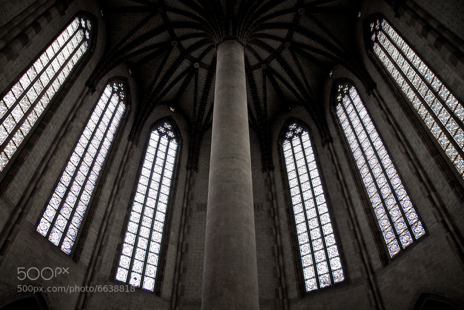 Photograph Jacobins' church by LoKan Sardari on 500px