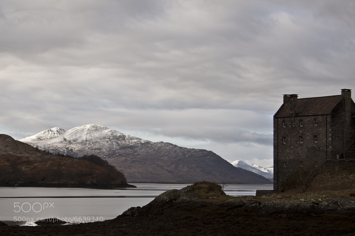 Photograph A Castle in the Highlands by Andrew Cameron on 500px