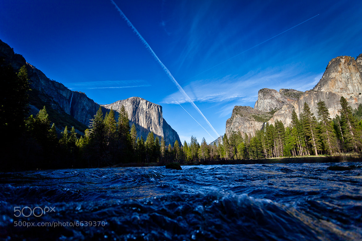 Photograph Yosemite Valley by Philipp Wedel on 500px
