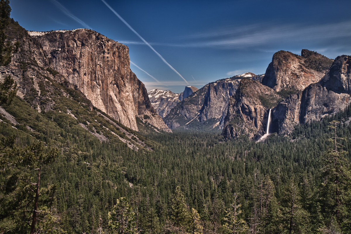 Photograph Yosemite - The View by Philipp Wedel on 500px