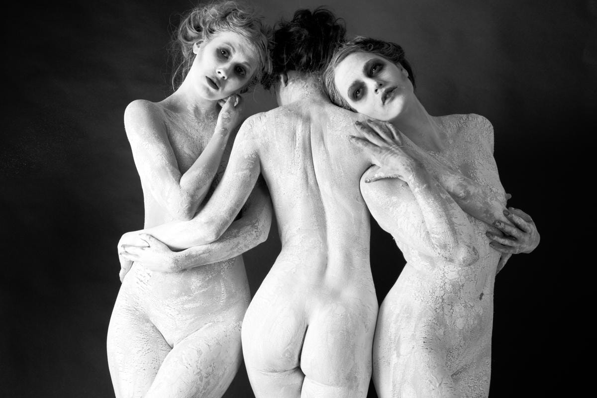 Photograph The Three Graces by Michael Culhane on 500px