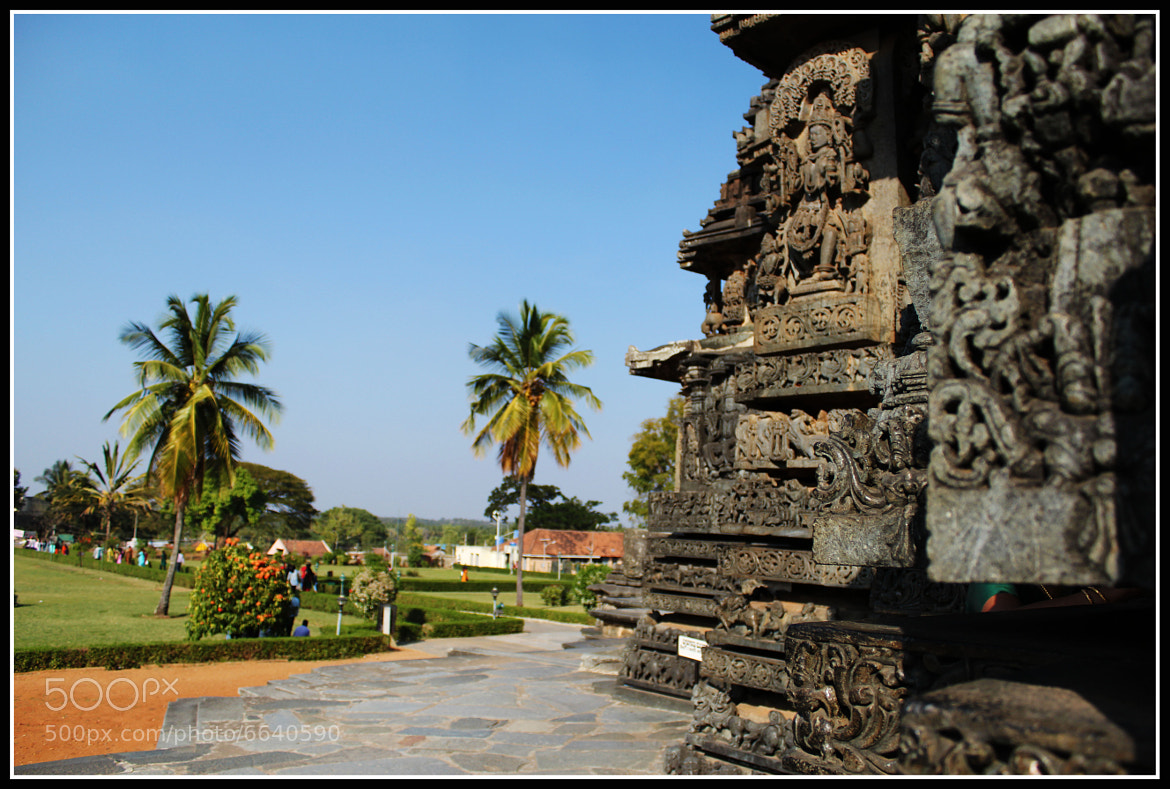 Photograph Halebidu, Karnataka by HARINI RAJAGOPAL on 500px