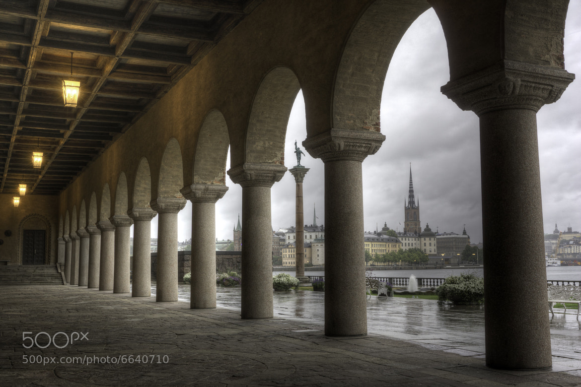 Photograph Stockholm City Hall by Michael Cavén on 500px