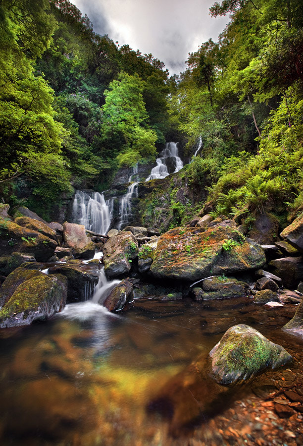 Photograph Torc Waterfall by Stephen Emerson on 500px