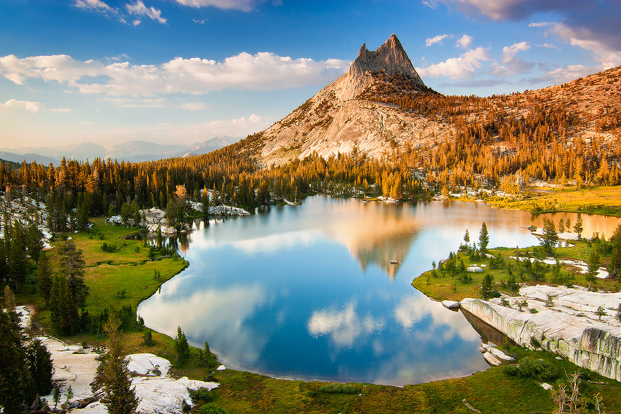 Photograph Granite Reflections by David Richter on 500px