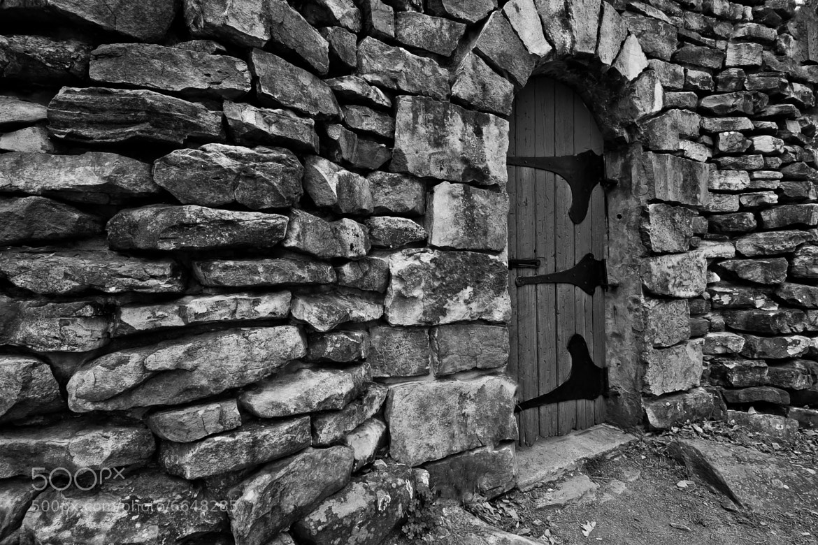 Photograph Castle Door by Jerry Bain on 500px