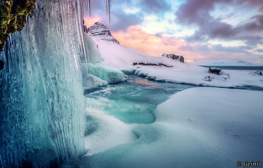 Photograph Winter Cold by Guðmundur Einisson  on 500px