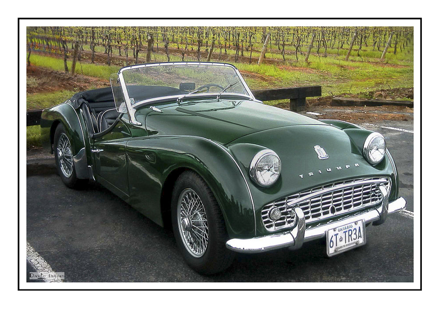 1960 TR3a