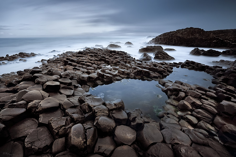 Photograph The Giants Causeway II by Marius Kastečkas on 500px