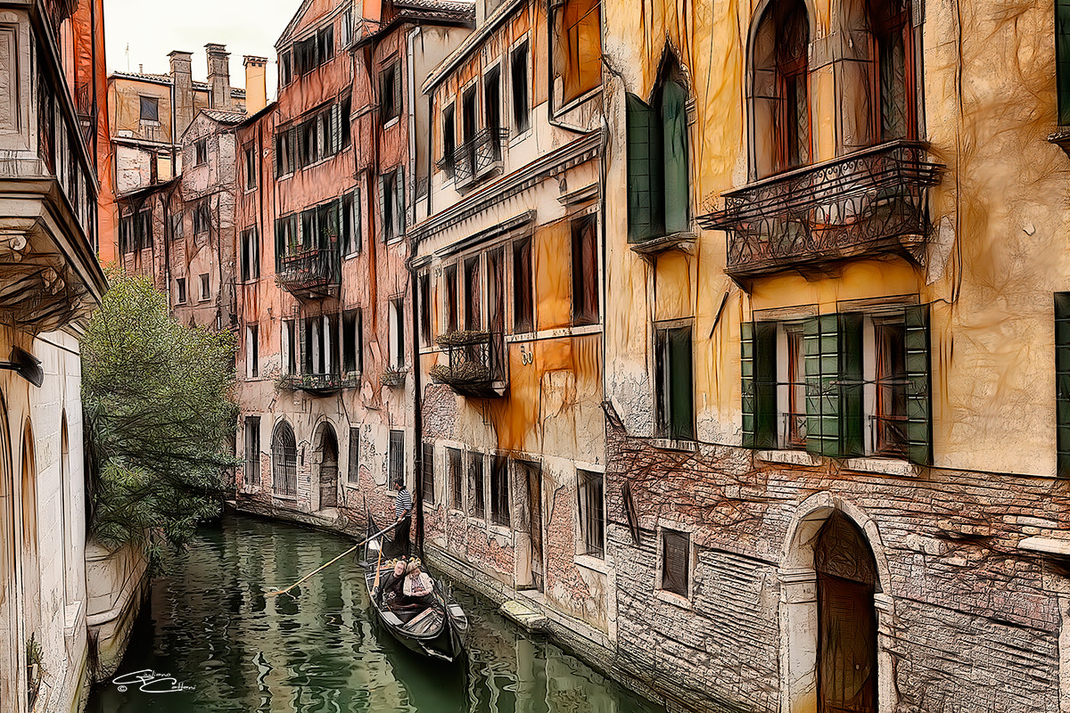 Photograph The romantic Venice by Giuliano Cattani on 500px