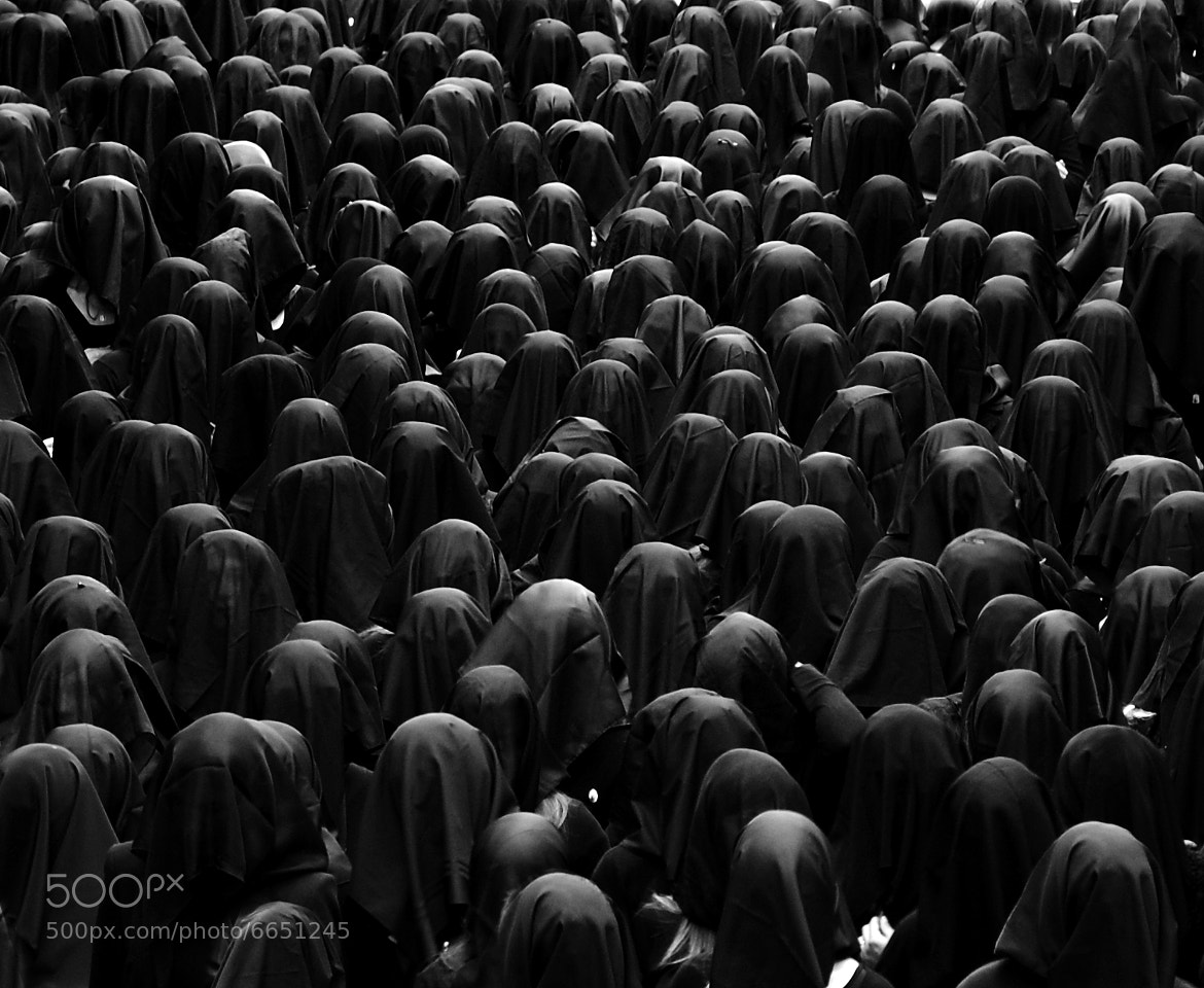 Photograph Black Dress by OCChiO T3RZO on 500px