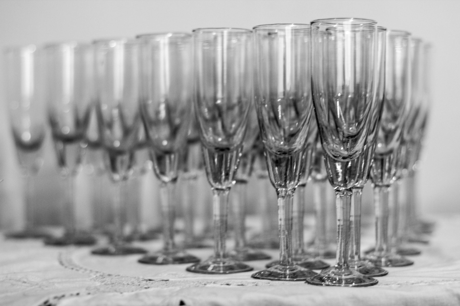 Photograph Champagne Glasses by Daniel Betancur on 500px