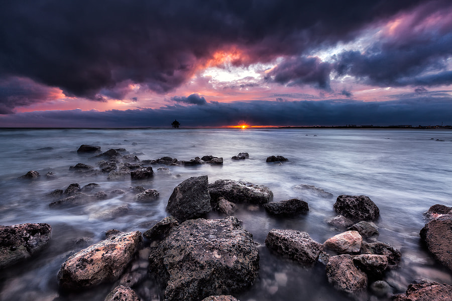Photograph Seascape by Sebastien Gaborit on 500px