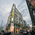 Постер, плакат: San Bernardo Gran Via Madrid