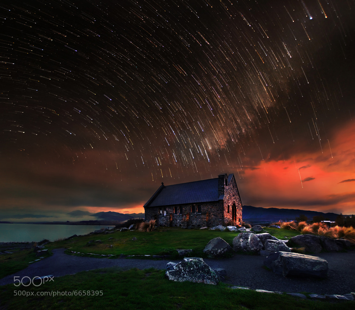 Photograph The Church of the Good Shepherd by Weerapong Chaipuck on 500px