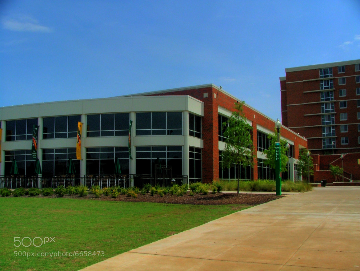 Photograph UAB REC CENTER by mac dunlap on 500px