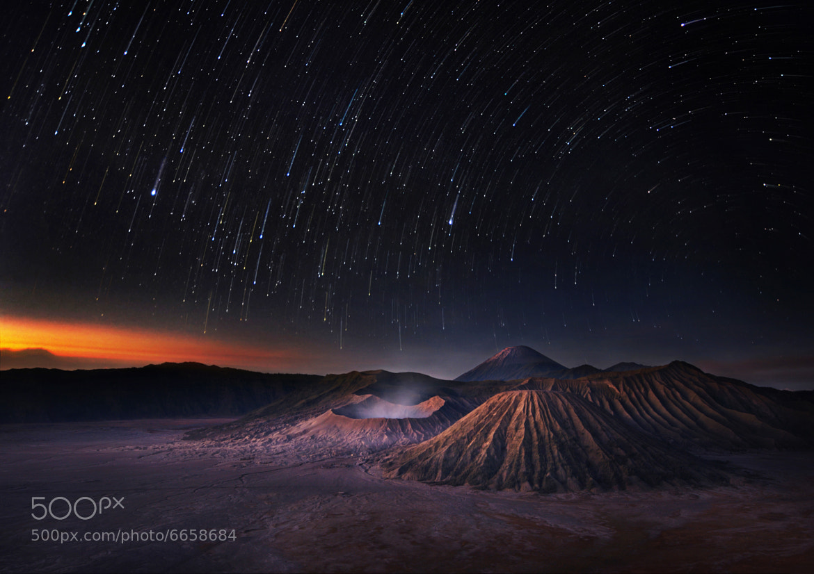 Photograph Bromo before sunrise. by Weerapong Chaipuck on 500px