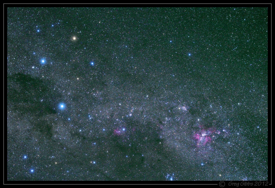 Photograph Beneath Our Radiant Southern Cross by Greg Gibbs on 500px