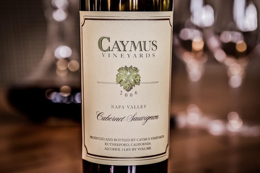 Photograph Caymus for Two by Perry Lentine on 500px