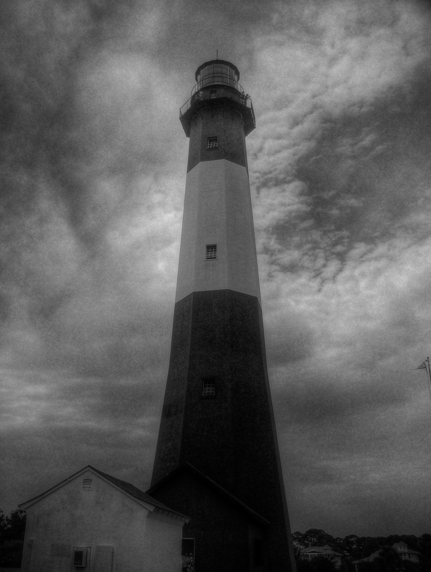 Photograph typee island lighthouse by mac dunlap on 500px