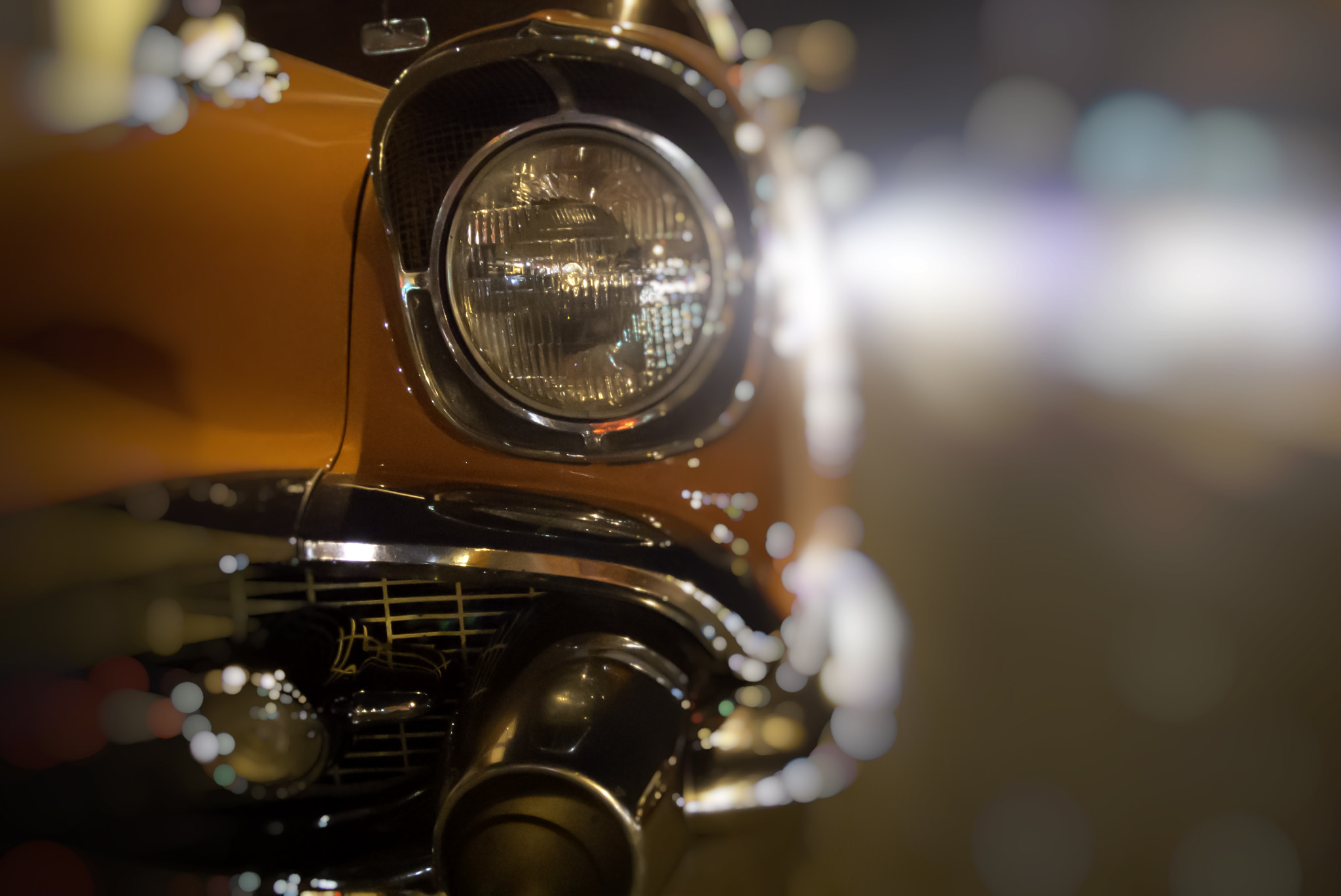 Photograph Classic Chevy Muscle by Gino Barasa on 500px