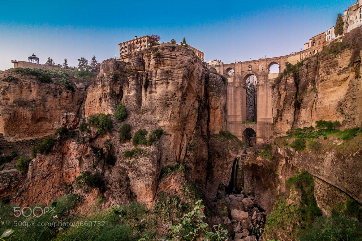 Photograph Ronda, Spain: Puente Nuevo by Garrett Gibbons on 500px