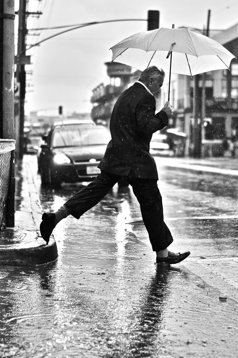 Photograph Rain Man by Michael Ares on 500px
