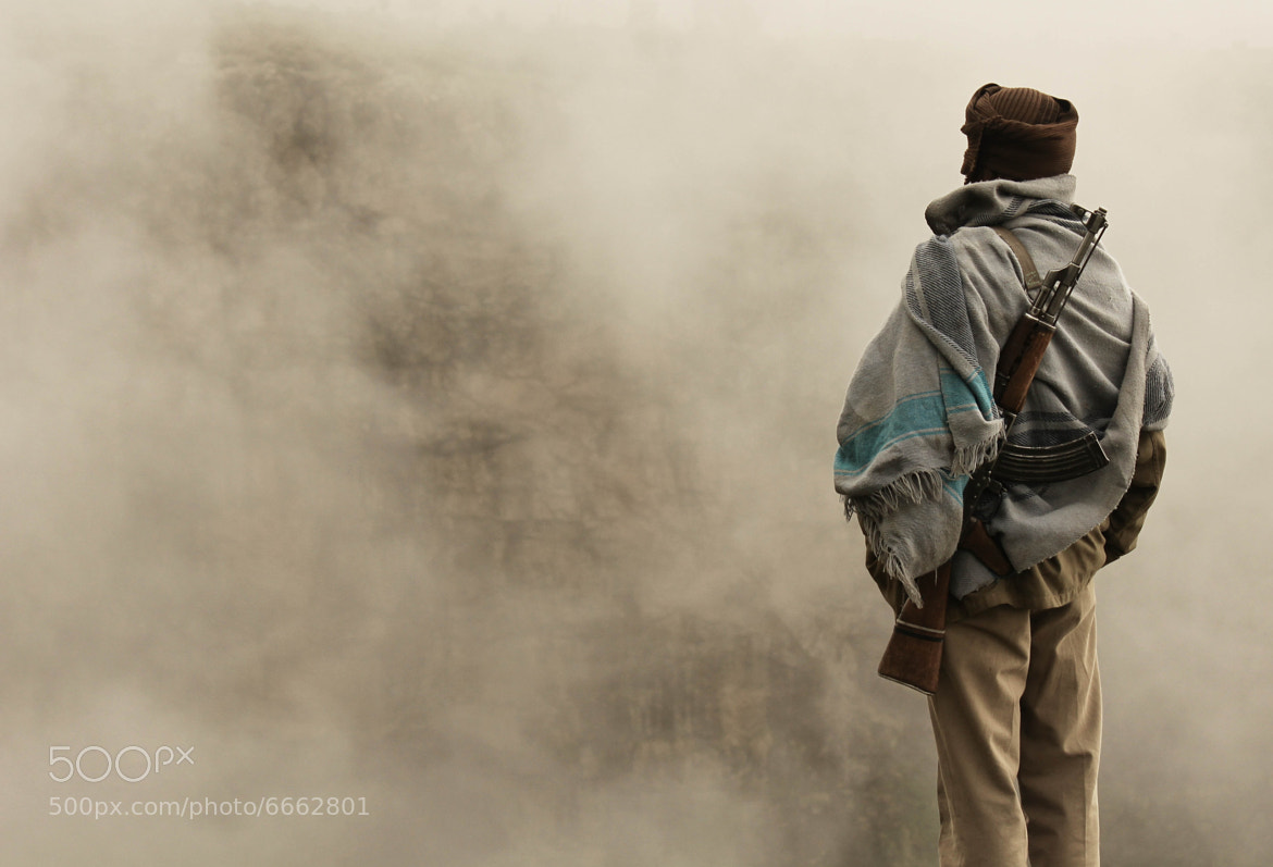 Photograph Simien Guide (Amhar Tribe) by Heinrich Stofberg on 500px