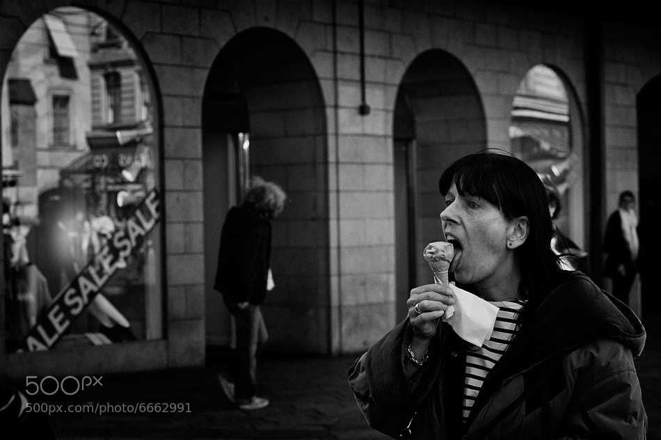 Photograph Ice cream by Stéphane Pagani on 500px