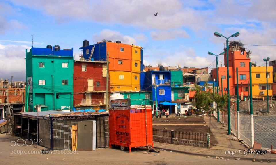 Photograph villa miseria buenos aires by olga p garc a for Villas miserias en argentina