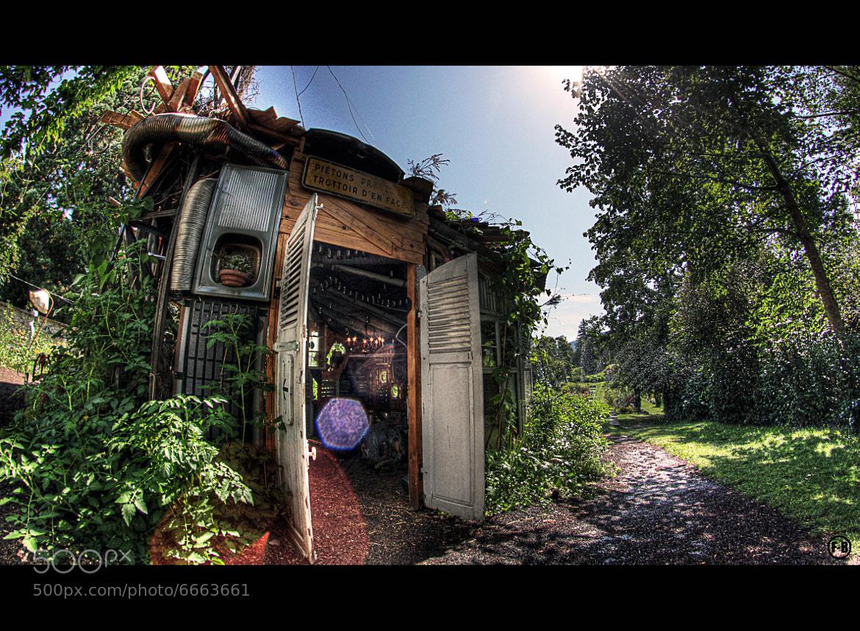 Photograph la cabane by Flo Delabioteam on 500px