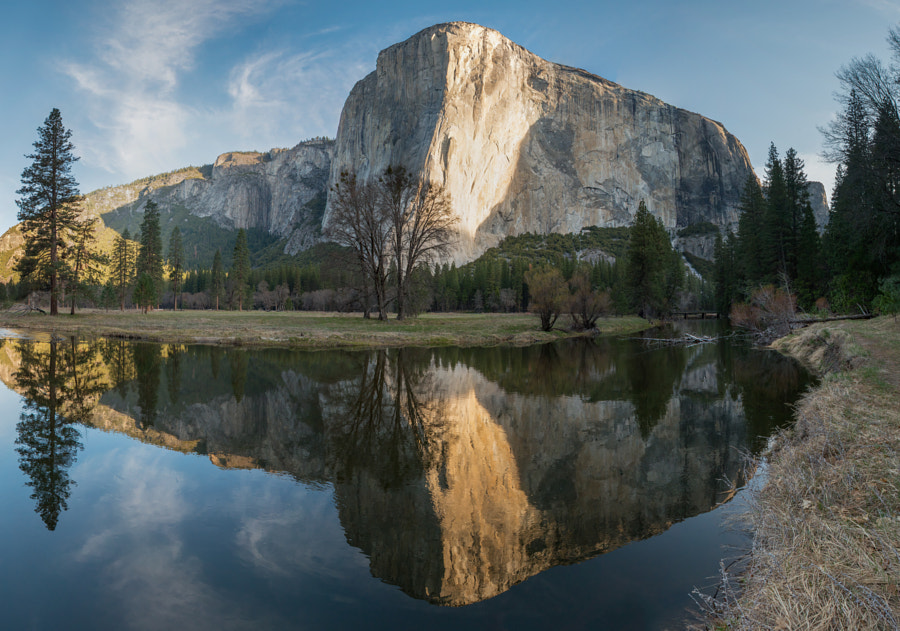 Photograph El Capitan, Yosemite by Chris Anderson on 500px