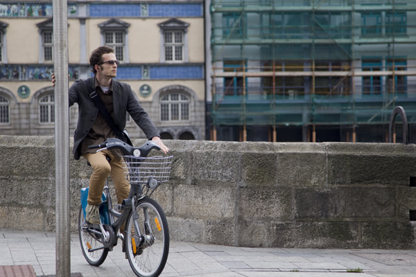 Photograph Bicycle in Dublin by Bryan Jones on 500px