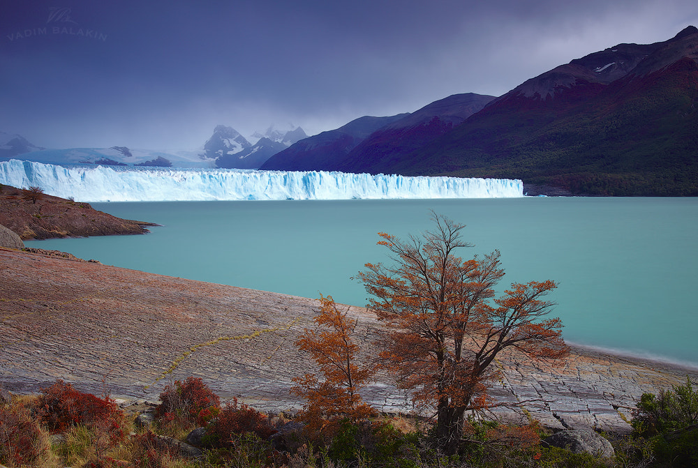 Photograph Perito Moreno by Vadim Balakin on 500px