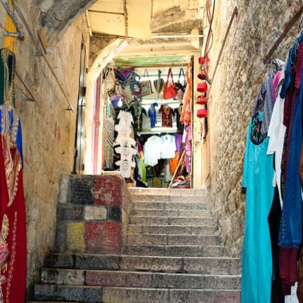 The Old Souq of Jerusalem