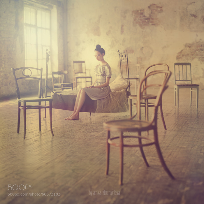 Photograph Daydream with chairs by Anka Zhuravleva on 500px