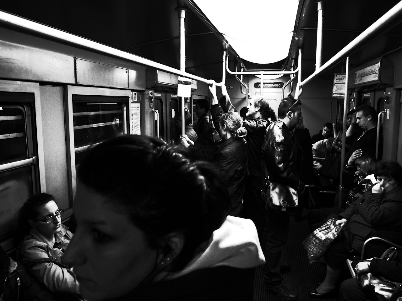 Photograph Tube (HighContrastLife Project) by Riccardo  Villani on 500px