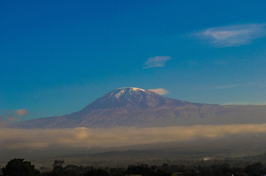 Mount Kilimanjaro by Joe Ndekia on 500px.com