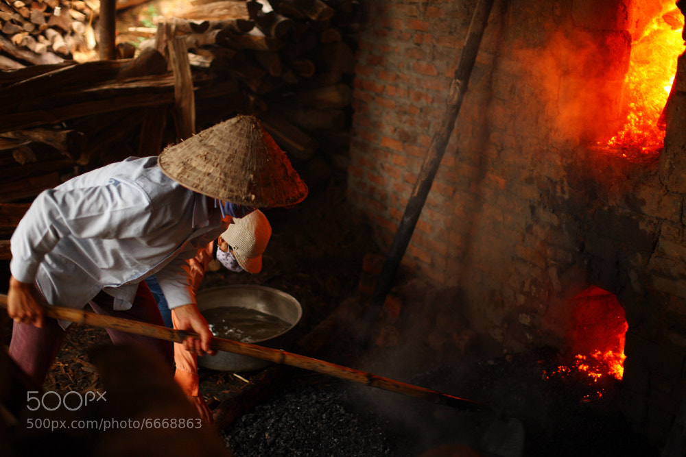 Photograph Keep the fire burning by Viet Hung on 500px