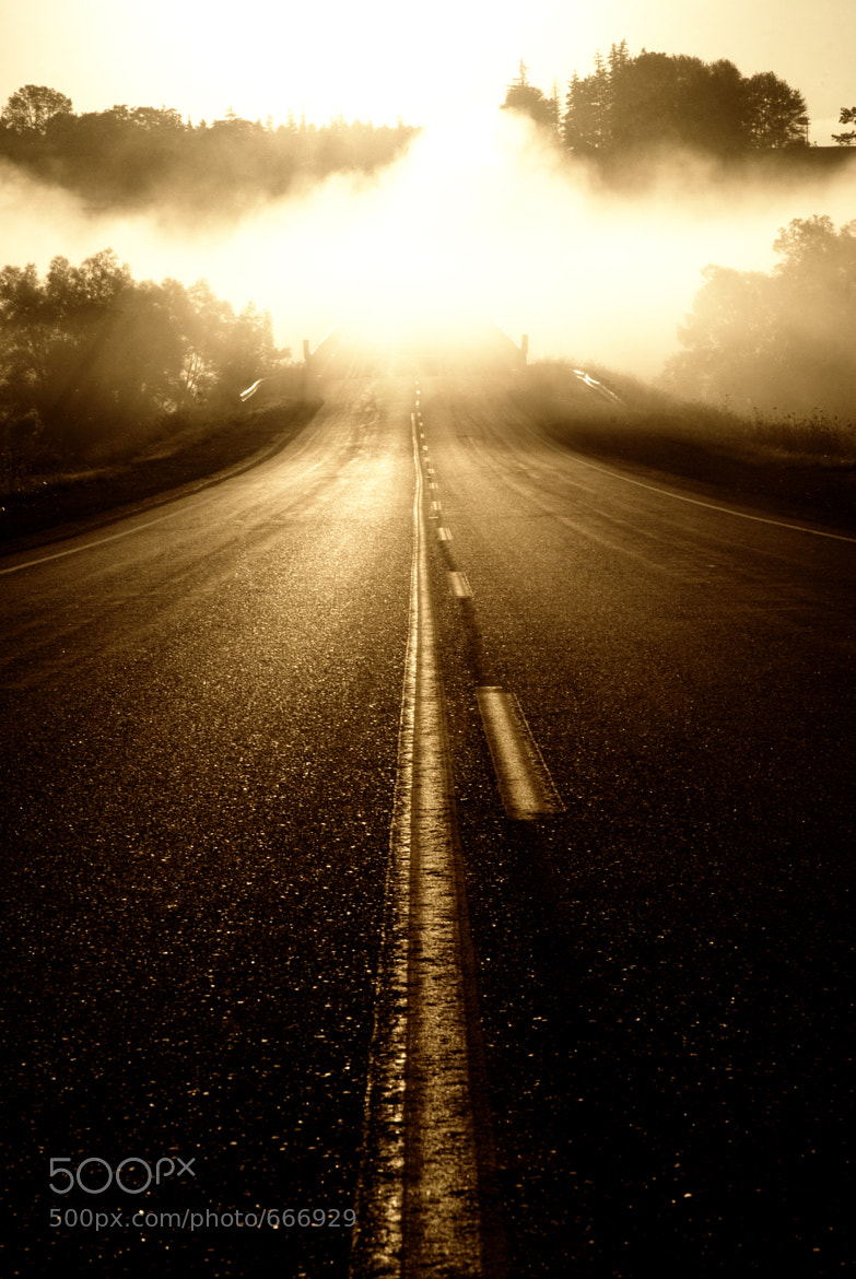 Photograph The Road Home by Ian Thomas on 500px