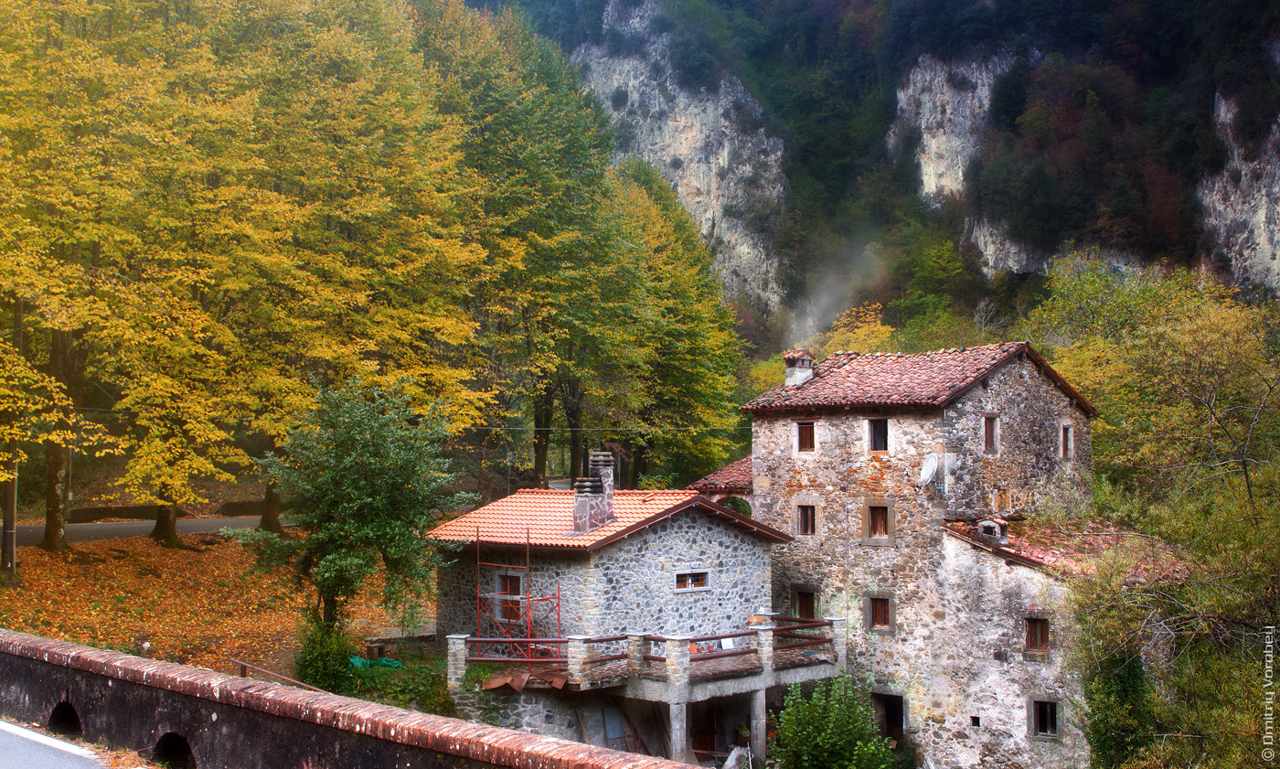 Photograph Little House in the Garfagnana by Dmitriy Vorobey on 500px