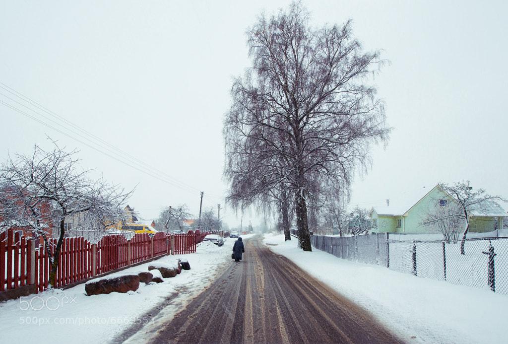 Photograph Babushka by David Kosmos Smith on 500px